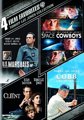 4 FILM FAVORITES:TOMMY LEE JONES COLL BY JONES,TOMMY LEE (DVD)