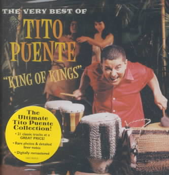 KING OF KINGS:VERY BEST OF BY PUENTE,TITO (CD)