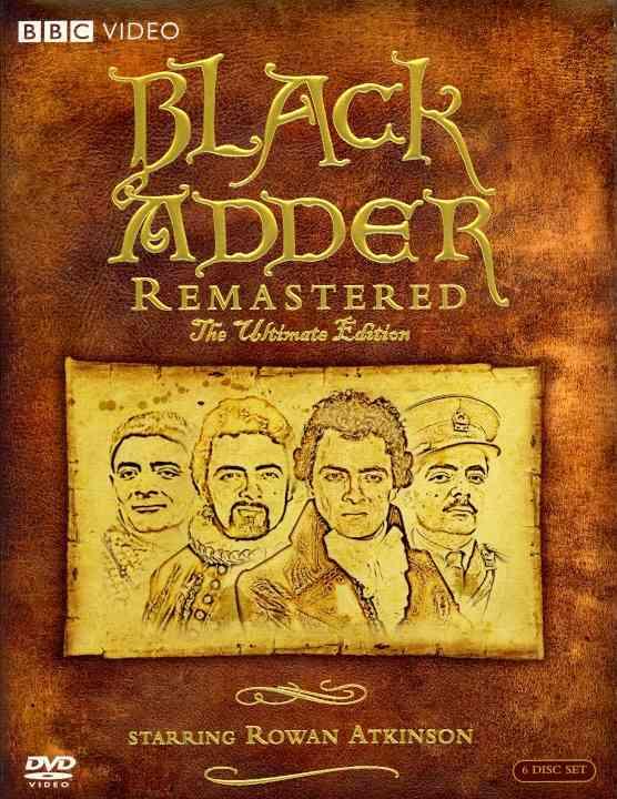 BLACK ADDER:ULTIMATE EDITION BY BLACK ADDER (DVD)